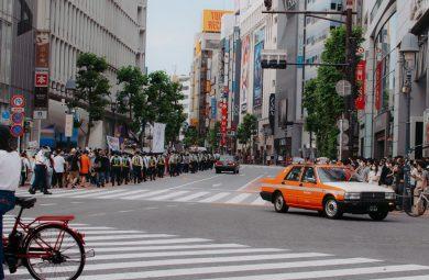 black lives matter Japan