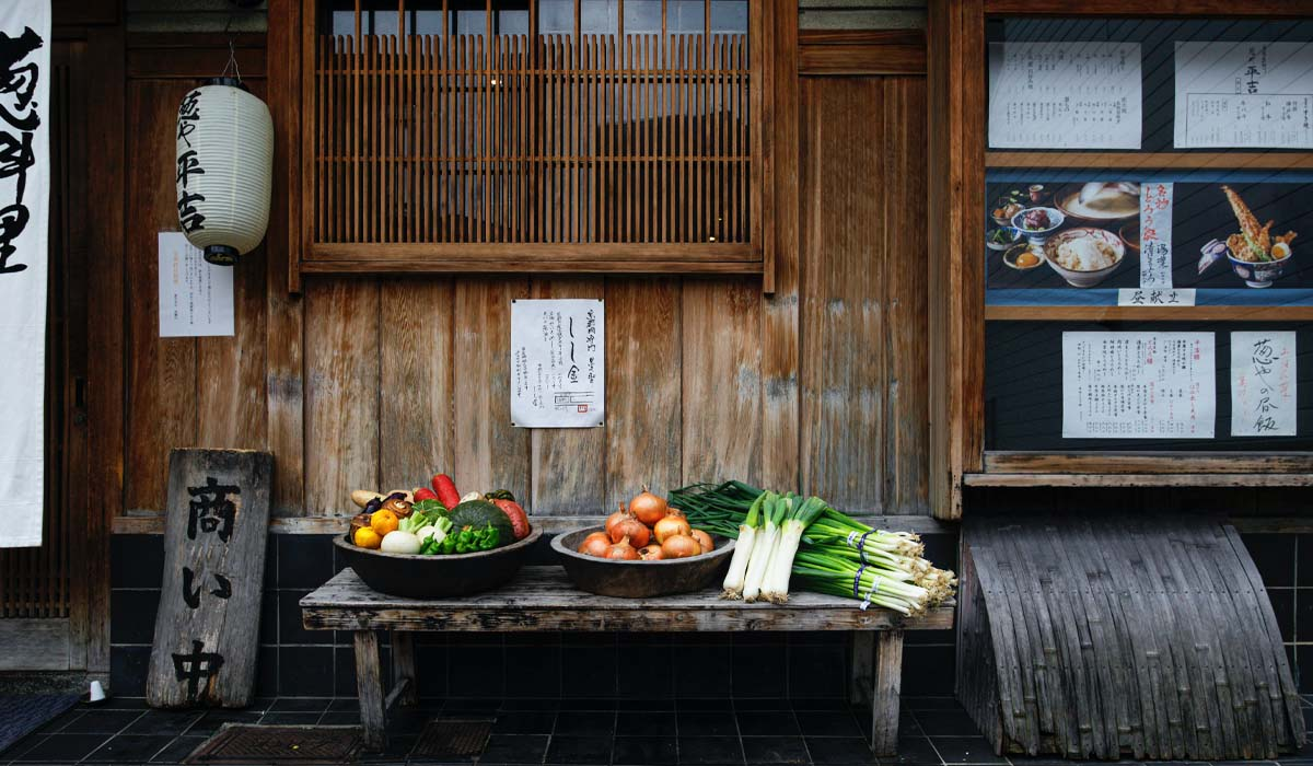Unmanned Vegetable Stand