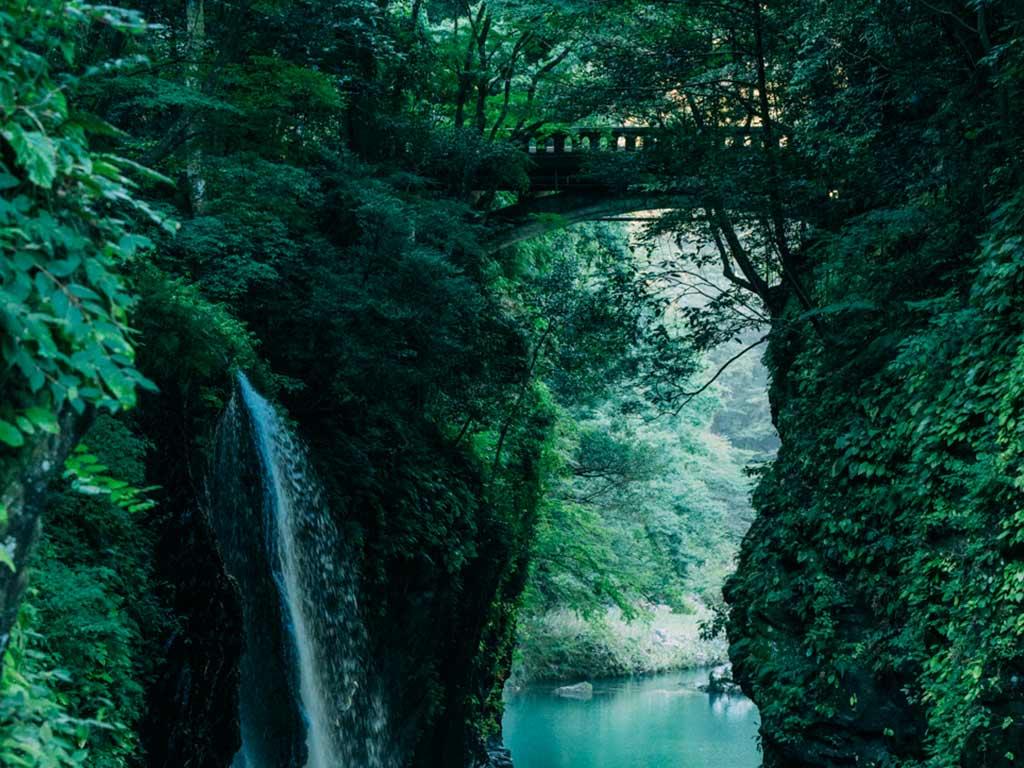 Travel to MIyazaki, Takachiho Gorge